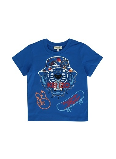 Kenzo Tişört Mavi